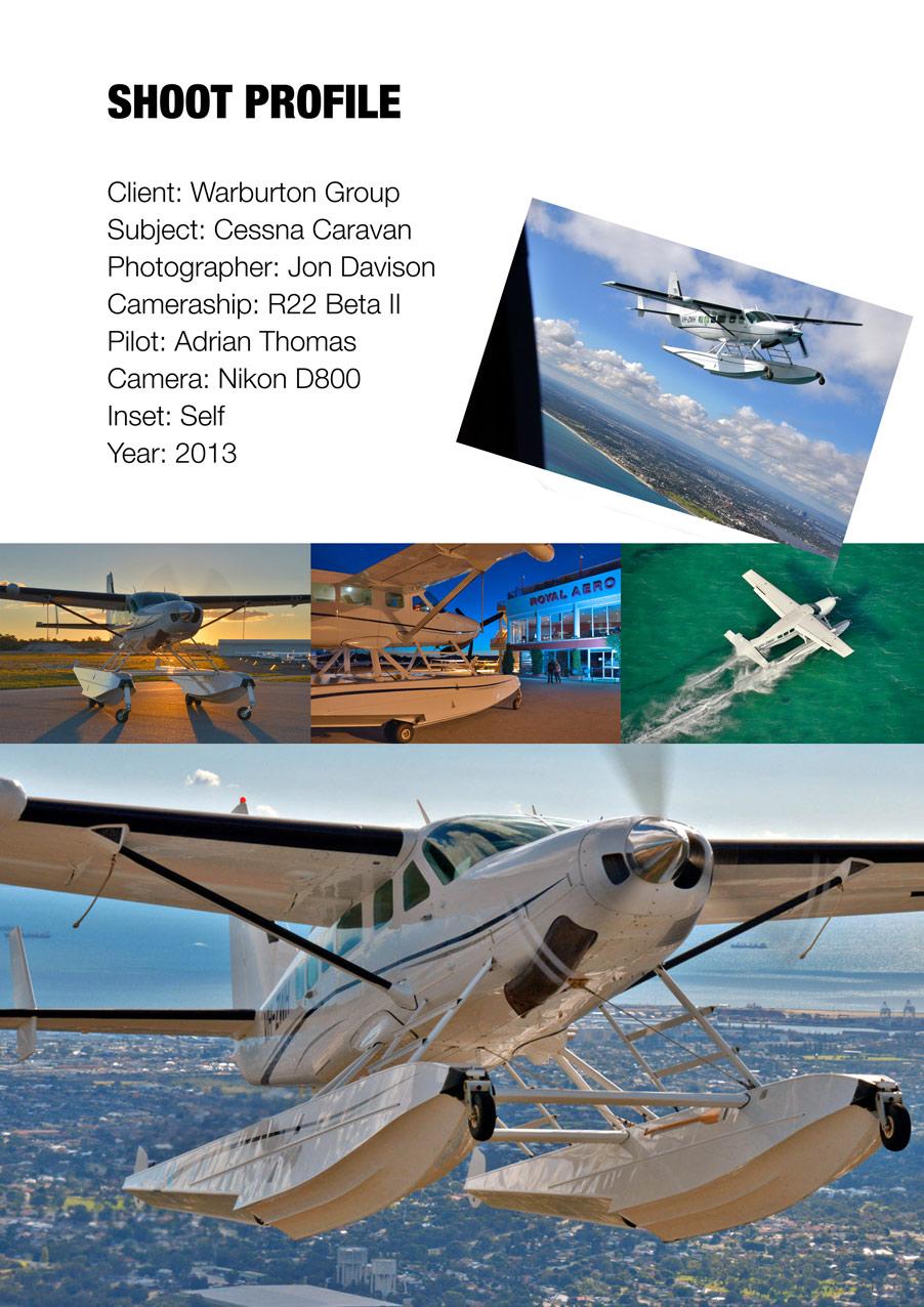 Cessna 208 Caravan (floats)