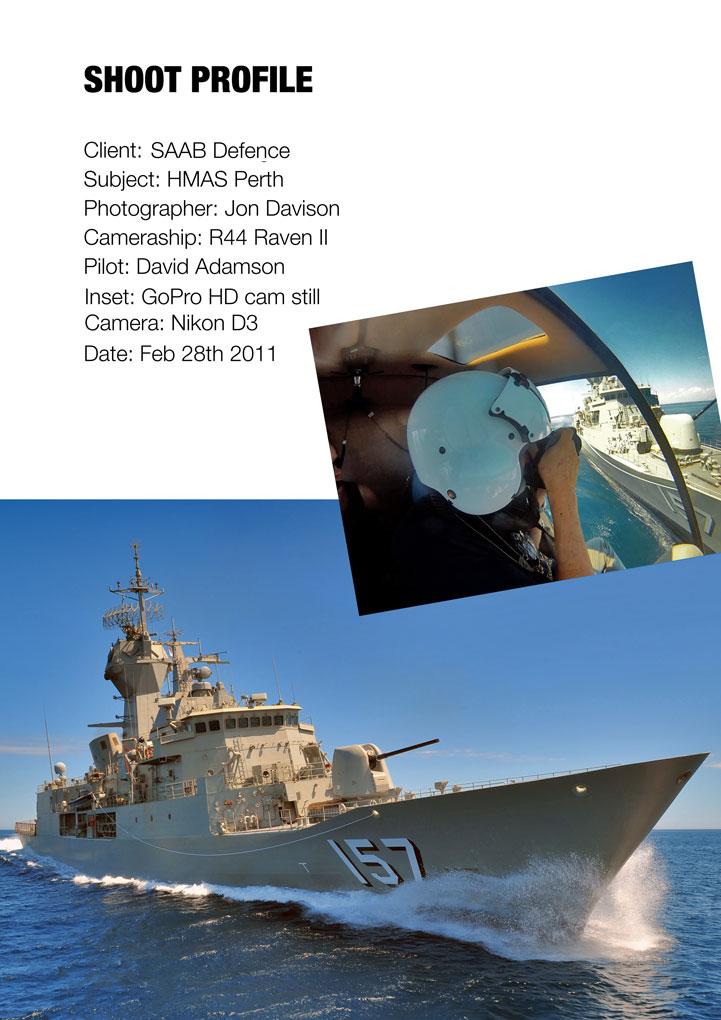 Frigate HMAS Perth