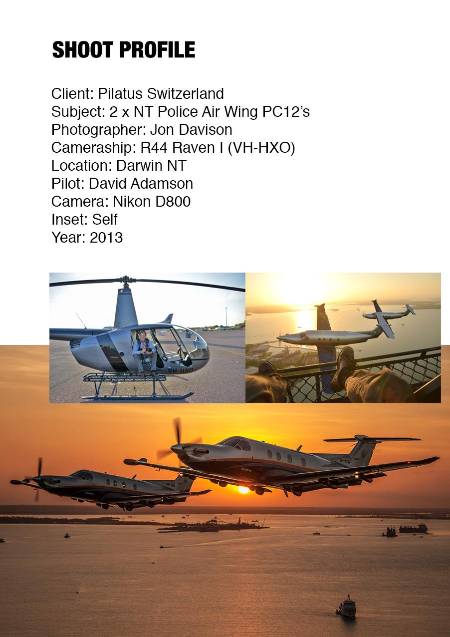 Two Pilatus PC12's, Darwin, NT