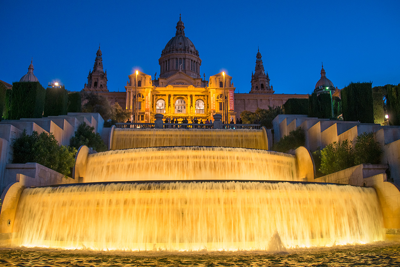 The National Museum of Art of Catalonia, Barcelona