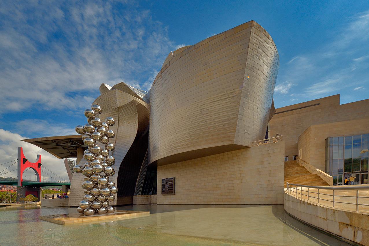 The Guggenhiem Museum, Bilbao