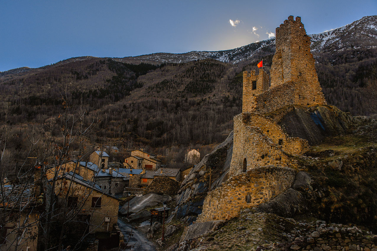 Carol Castle, Occitanie