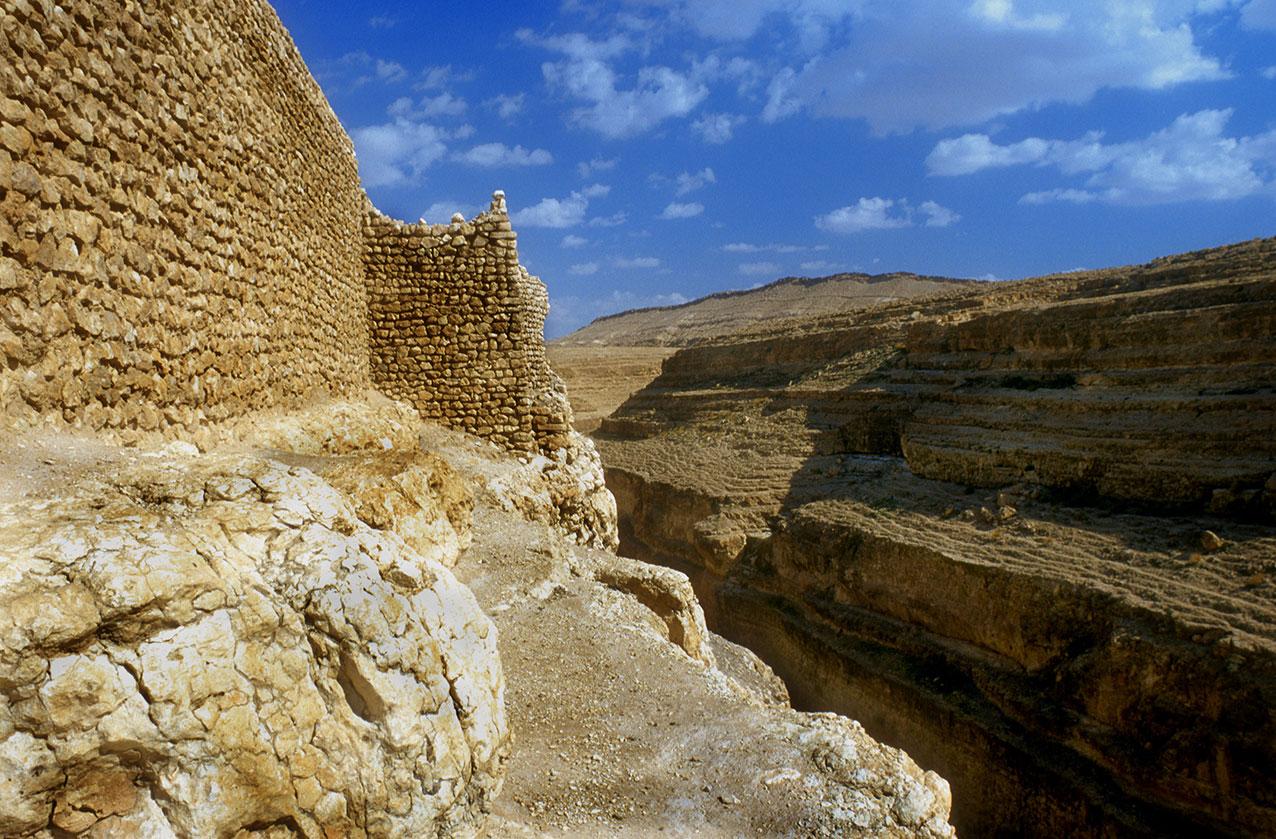 Ruins of Mides, Tunisia