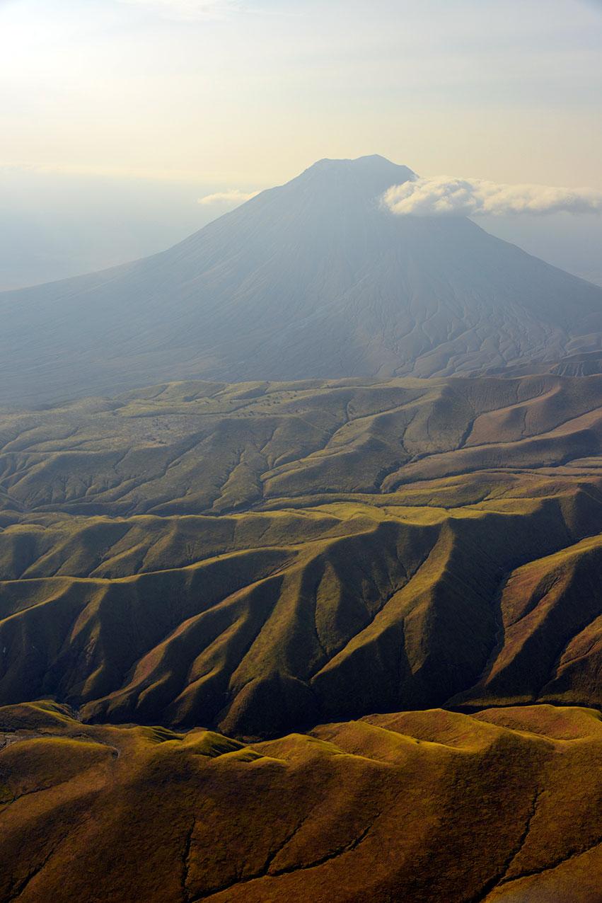Mt Oldonyo Lengai, Tanzania