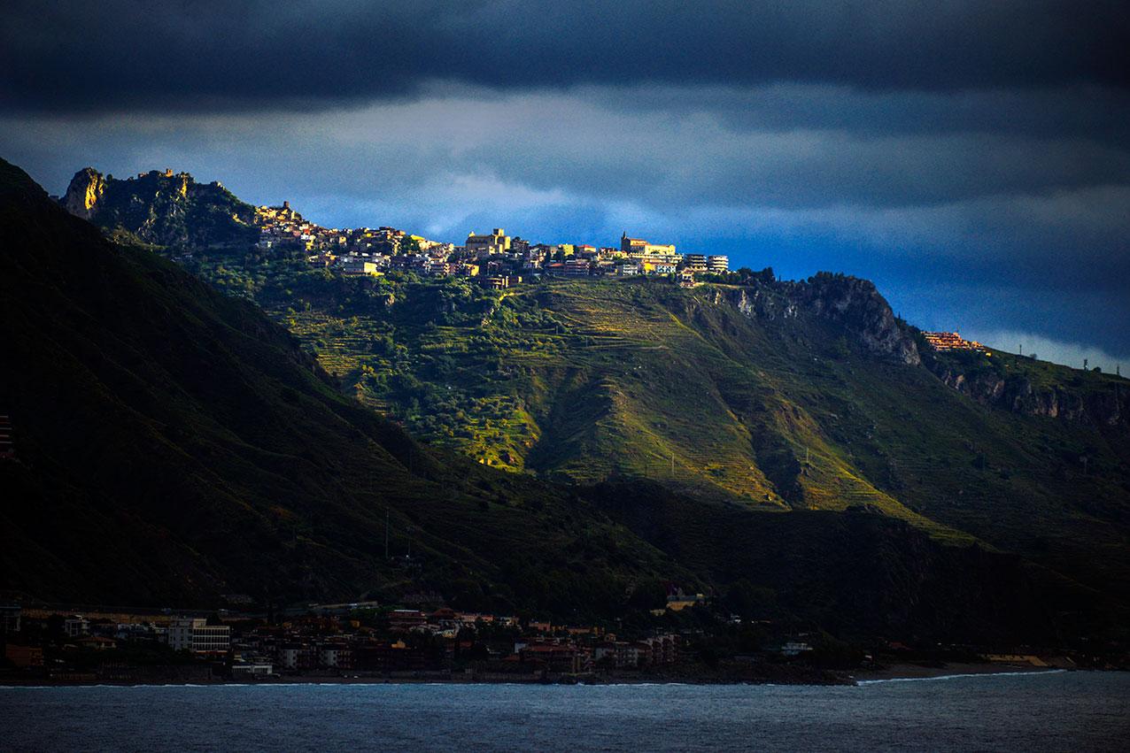 Forza d'Agro, Sicily