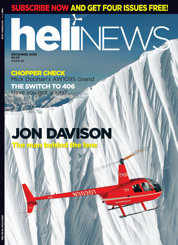HeliNews cover and expose