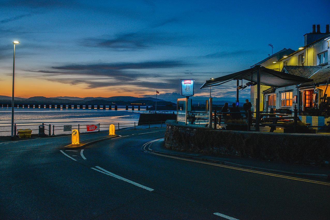 Arnside, Cumbria.