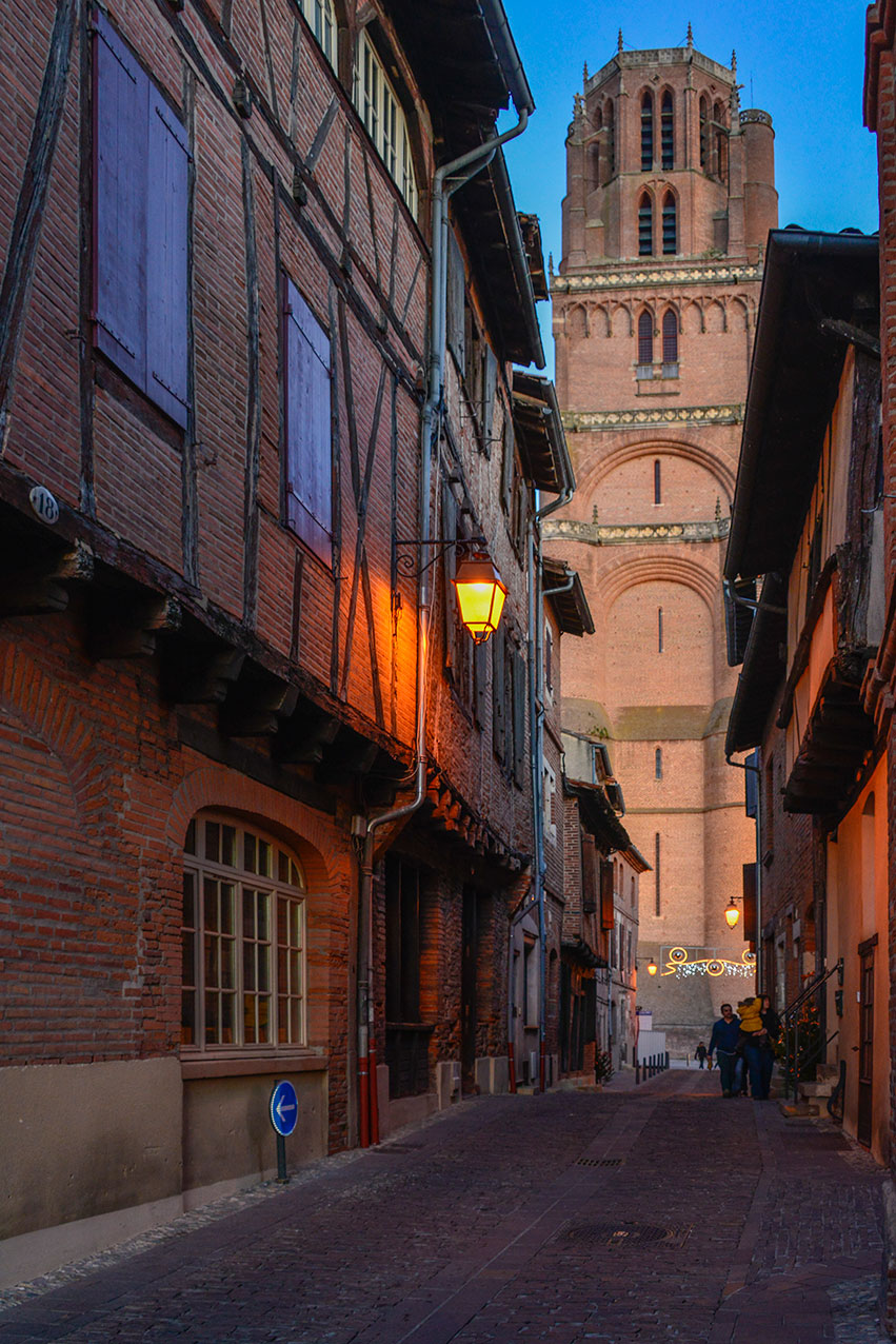 Albi, St Cecile cathedral