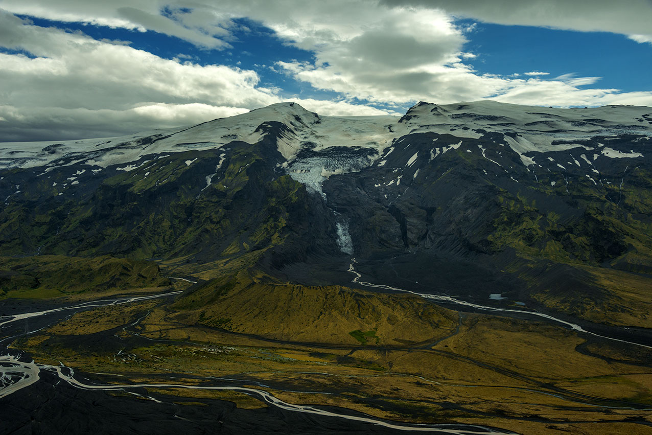 Mt Katlar, Iceland