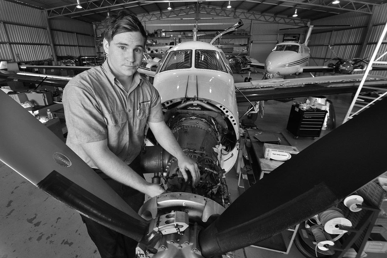 Premiair Aviation maintenance