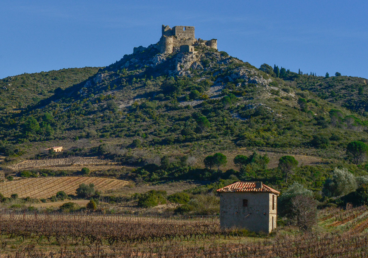 LANDS OF THE CATHARS (France)