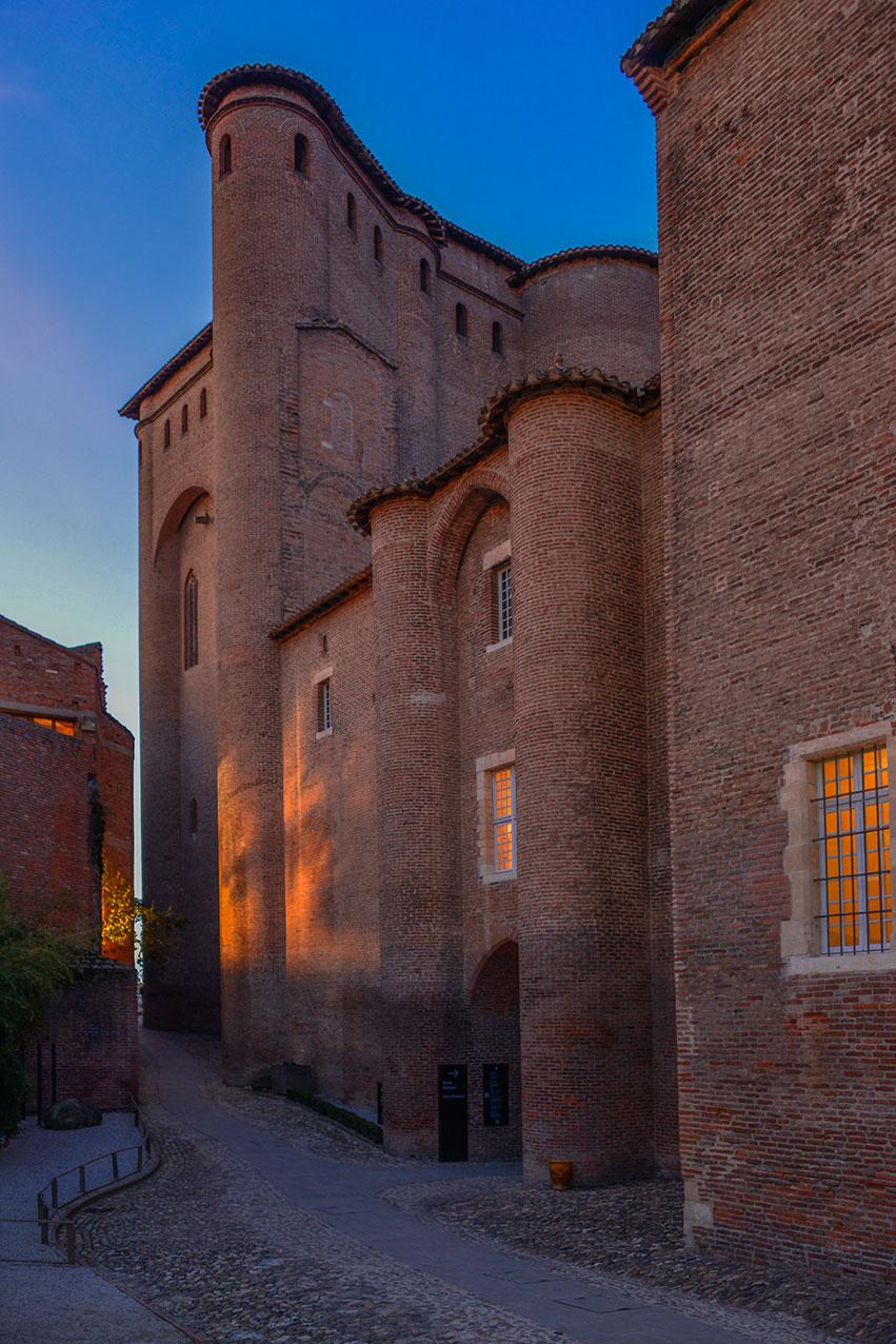 The Berbie Palace, Albi