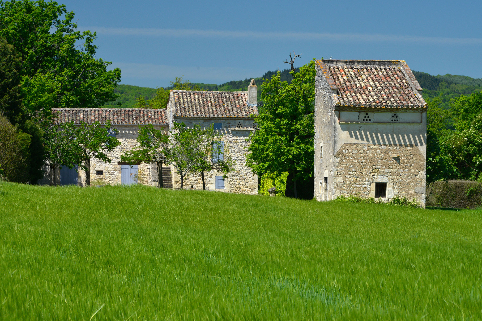La Cadene near Loubers