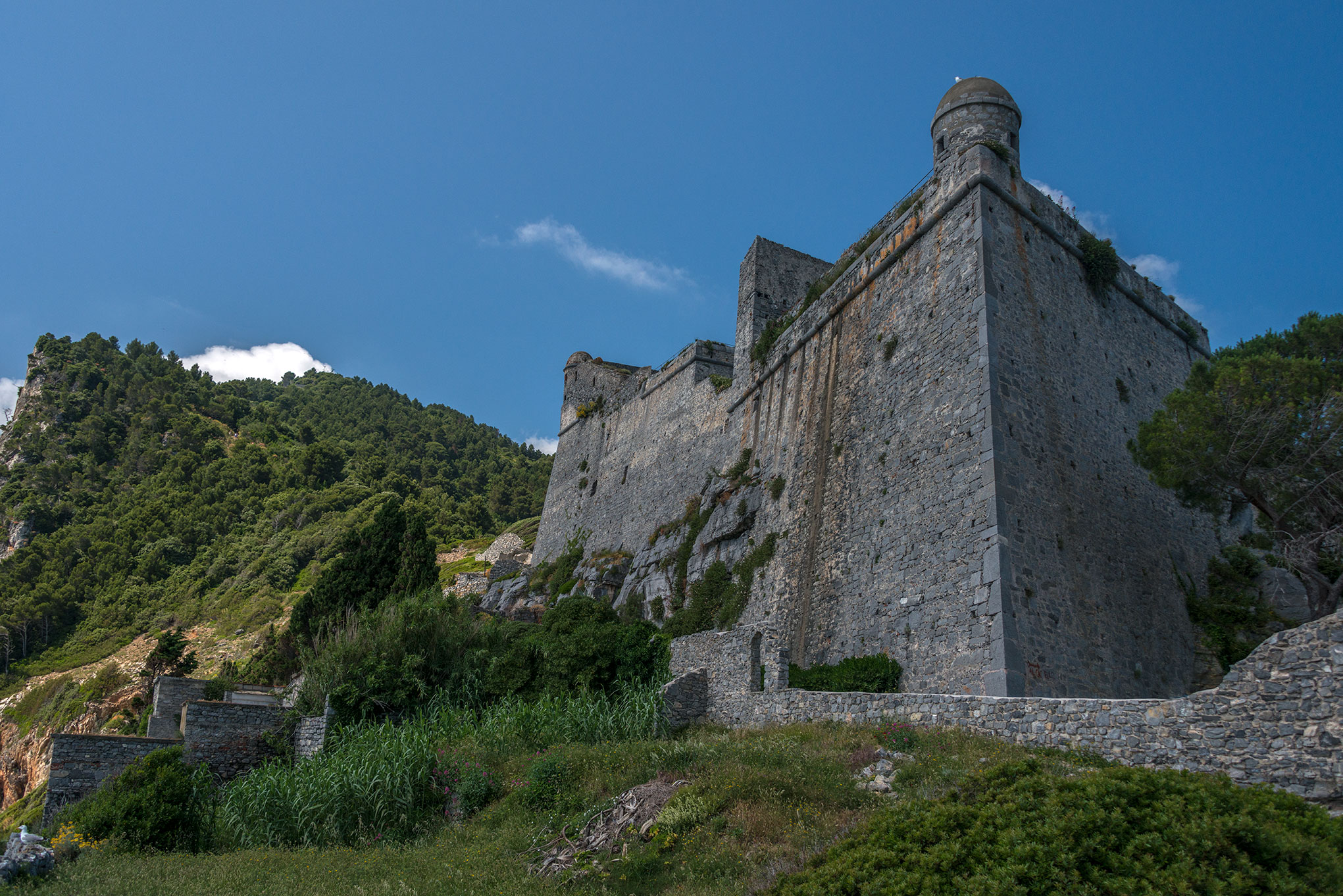 Doria Castle, Porto Venere