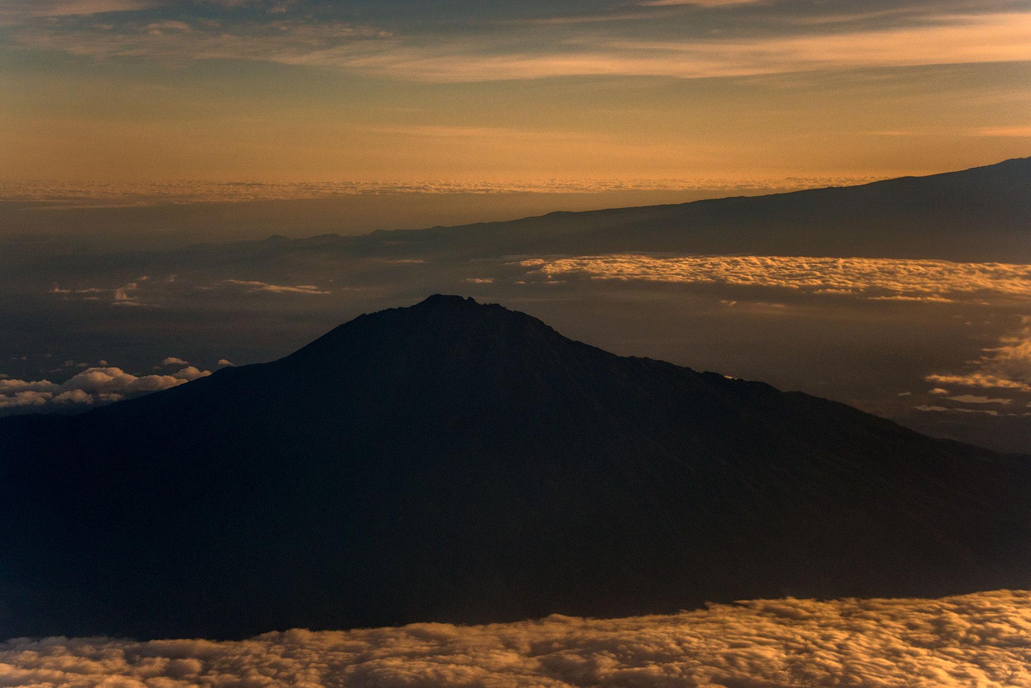 Mt Meru, Tanzania