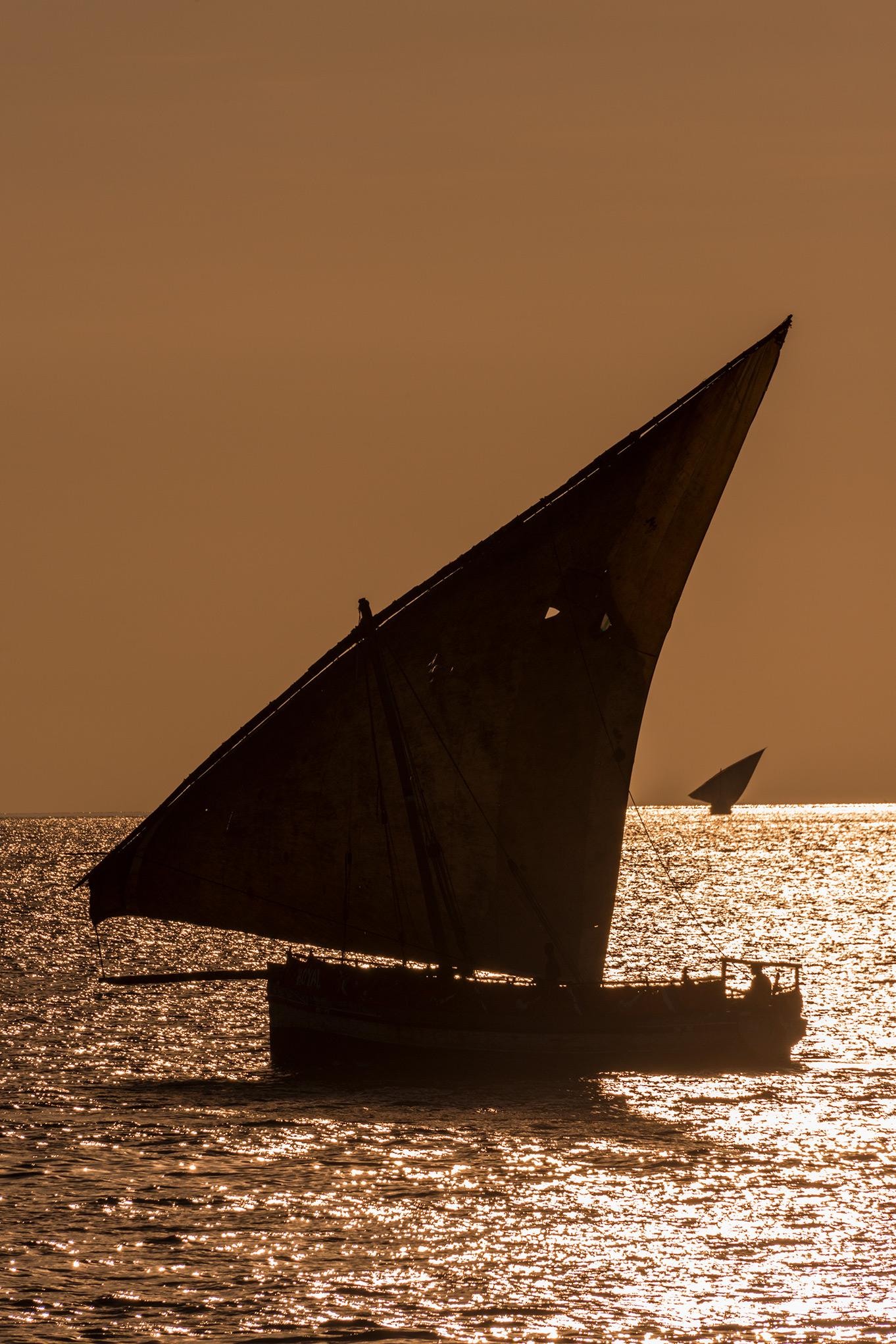 Dhow, Zanzibar, Tanzania