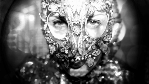 """Still from """"Marionettes"""". Image courtesy of DaphneGuinness.com."""