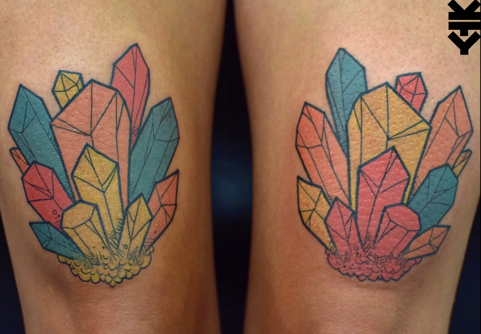 kreatyves_tattoo_Berlin_twin_crystals
