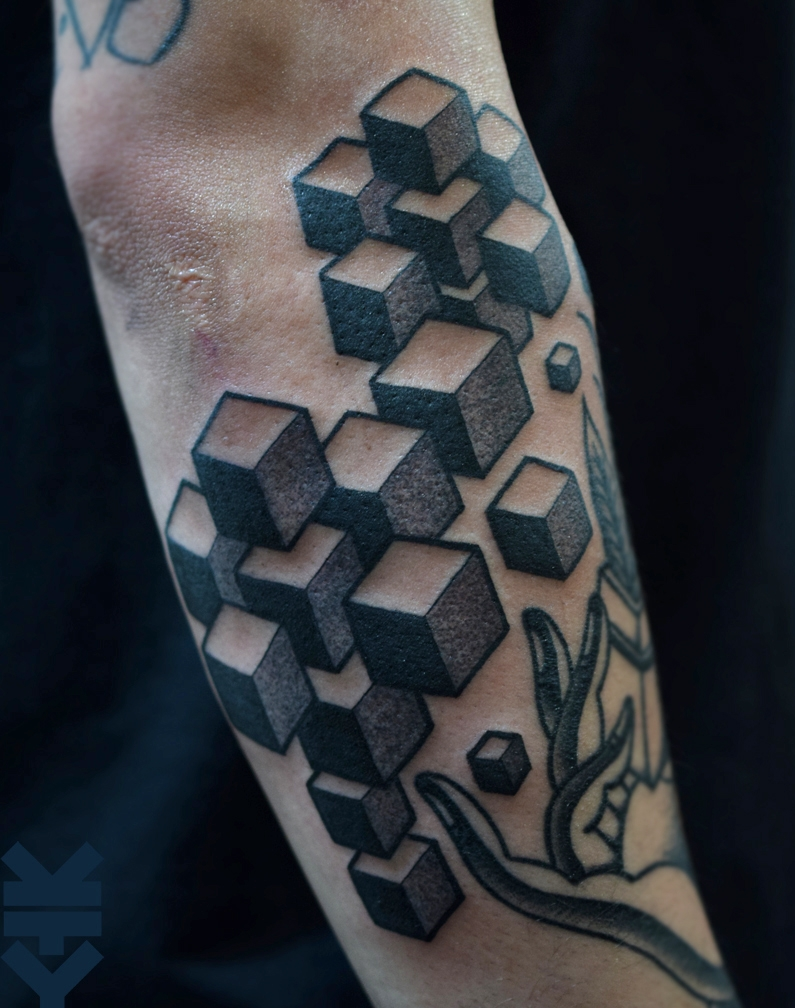 Cubes bw.jpg