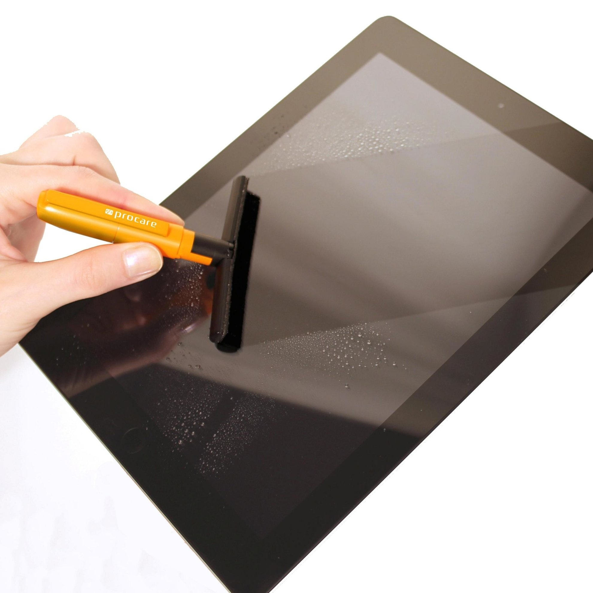 Touch Tablet and Cleaning Kit
