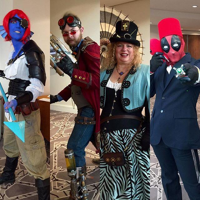 #AnomalyCon2016 cosplay