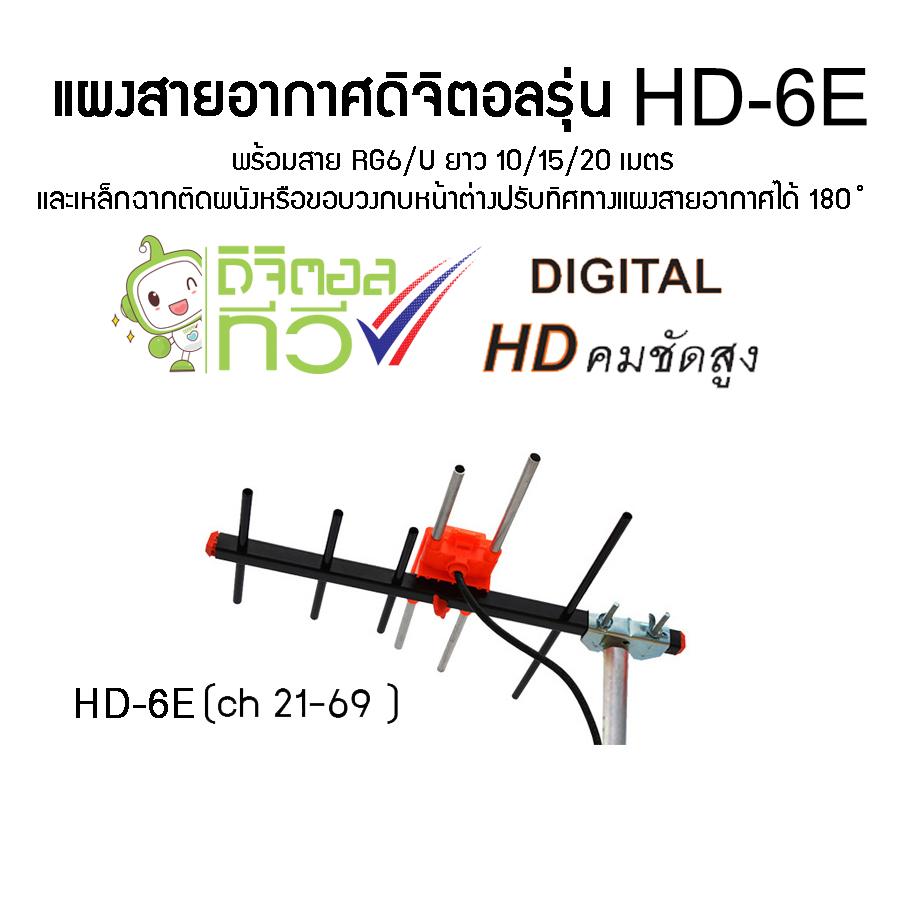 BETA HD-6E