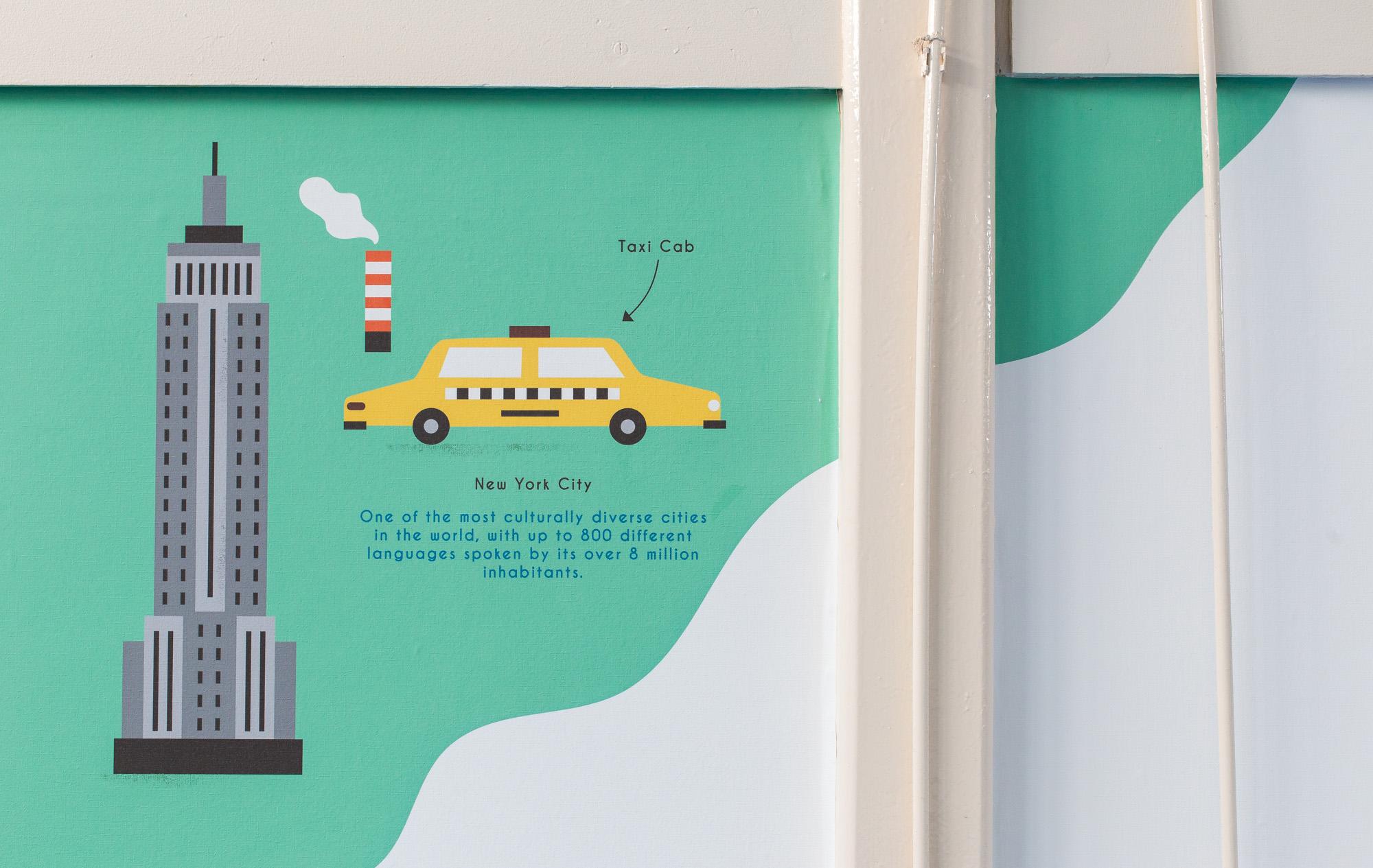 hannahalice-illustration-spacedesign-world-map-grazebrookprimaryschool-mural-newyork-taxi-empirestate-wallpaper.jpg