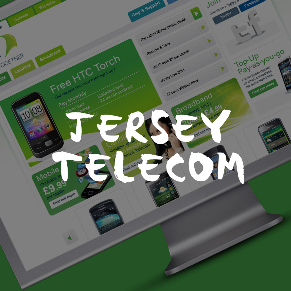 JERSEY TELECOM