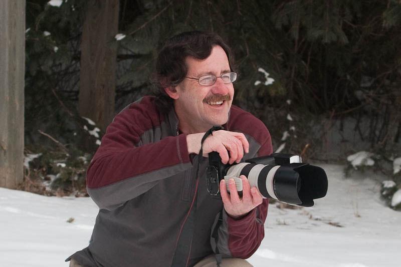 Portrait of Dan McMahon