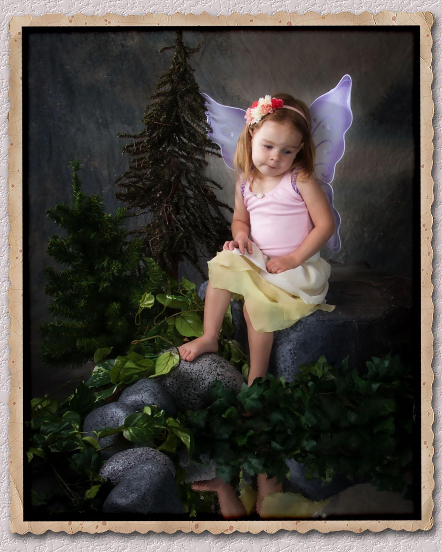 Contemplative Fairy