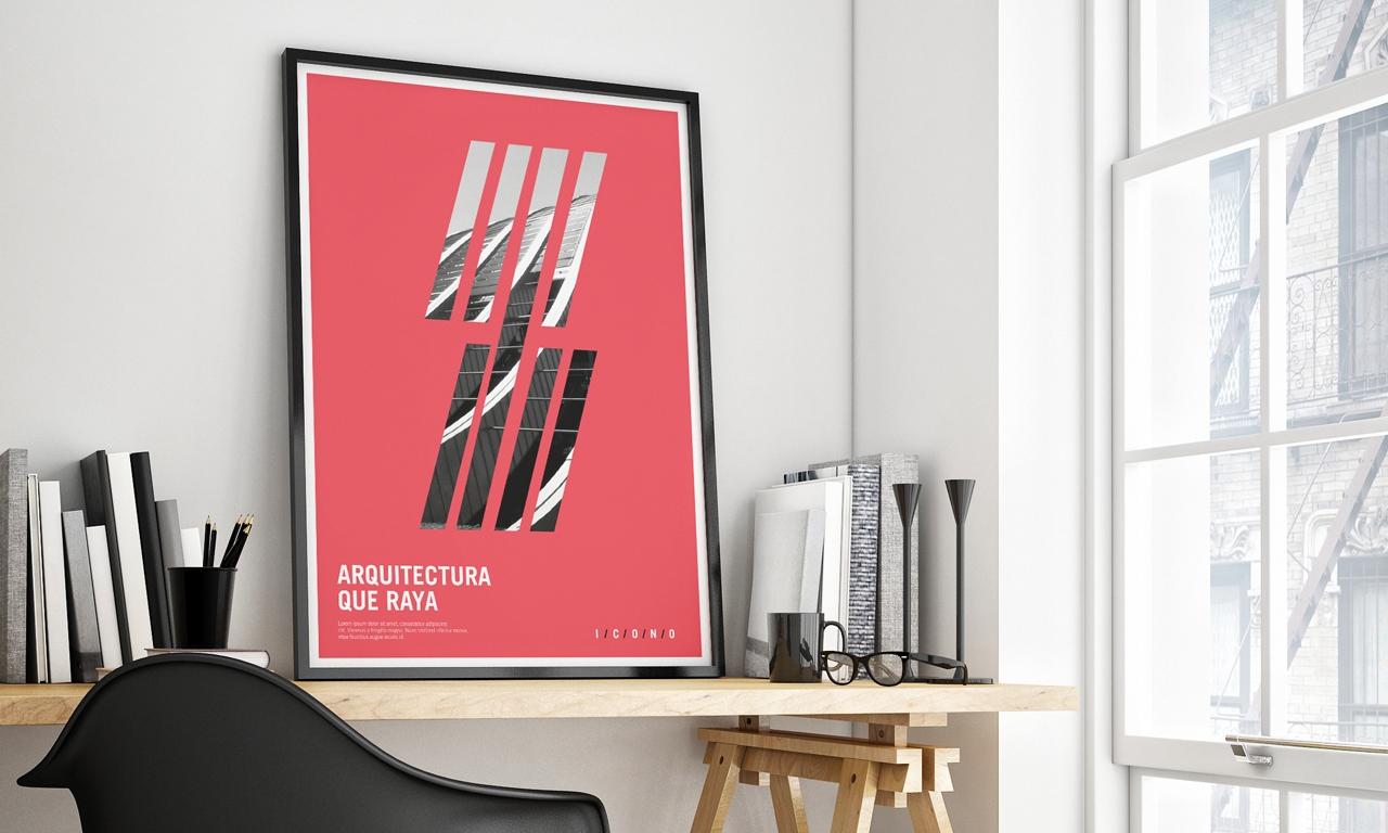 Icono - Arquitectura que raya