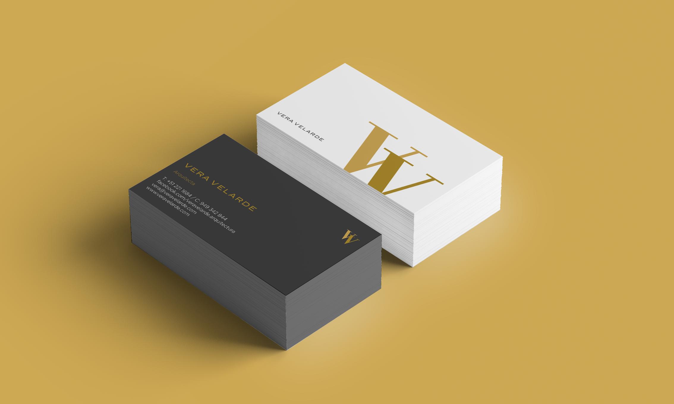 Vera Velarde - Arquitectura y diseños sofisticados