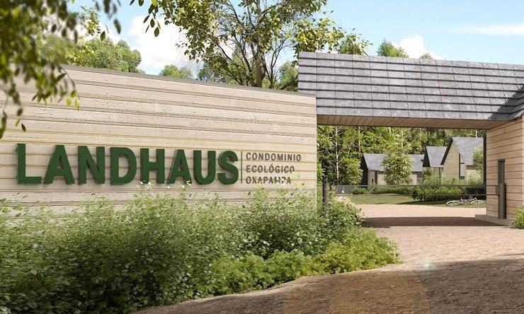 Landhaus - Condominio ecológico en un lugar ecológico