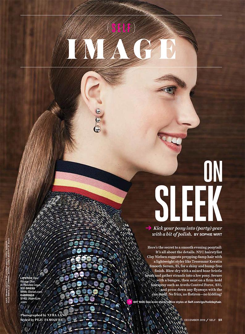 Self Magazine - Dec 16