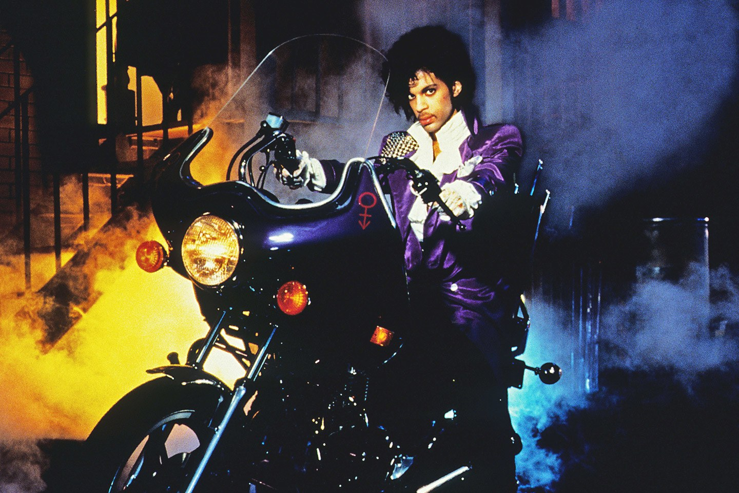 We need to talk about carbon - otherwise we will have Purple Rain...