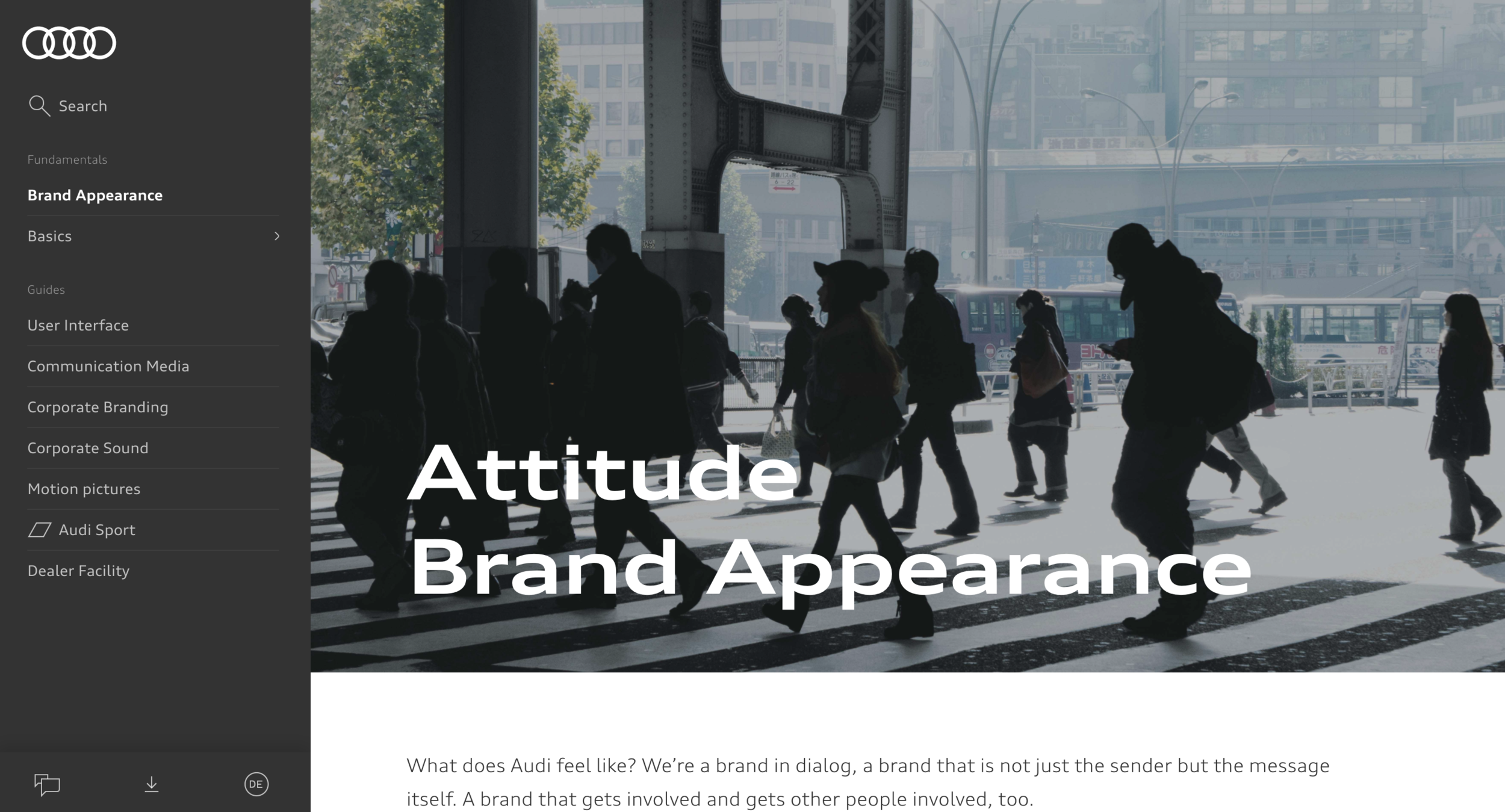 http://www.audi.com/ci/en/intro/brand-appearance.html#