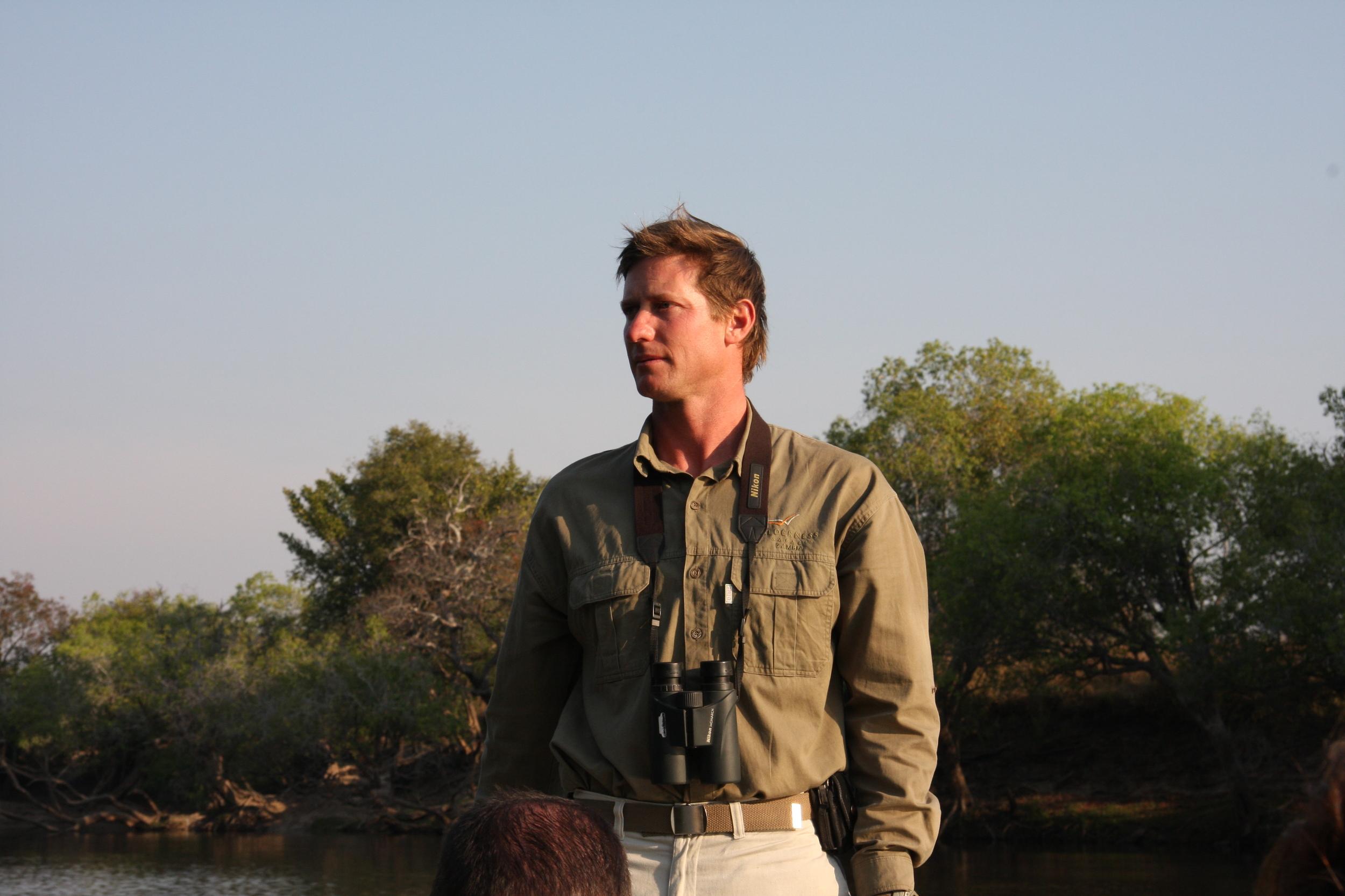 Zambia: Lufupa River
