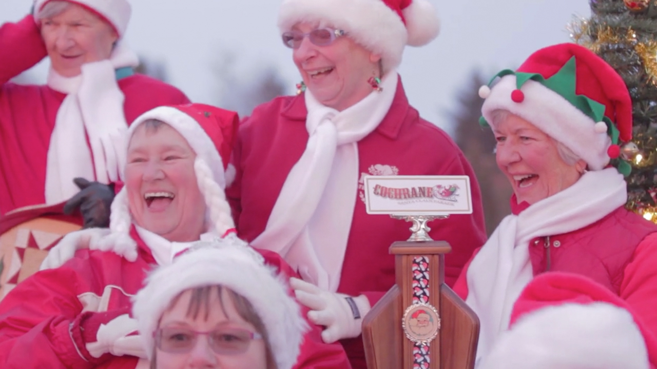Cochrane Parade 2014 Highlight Video