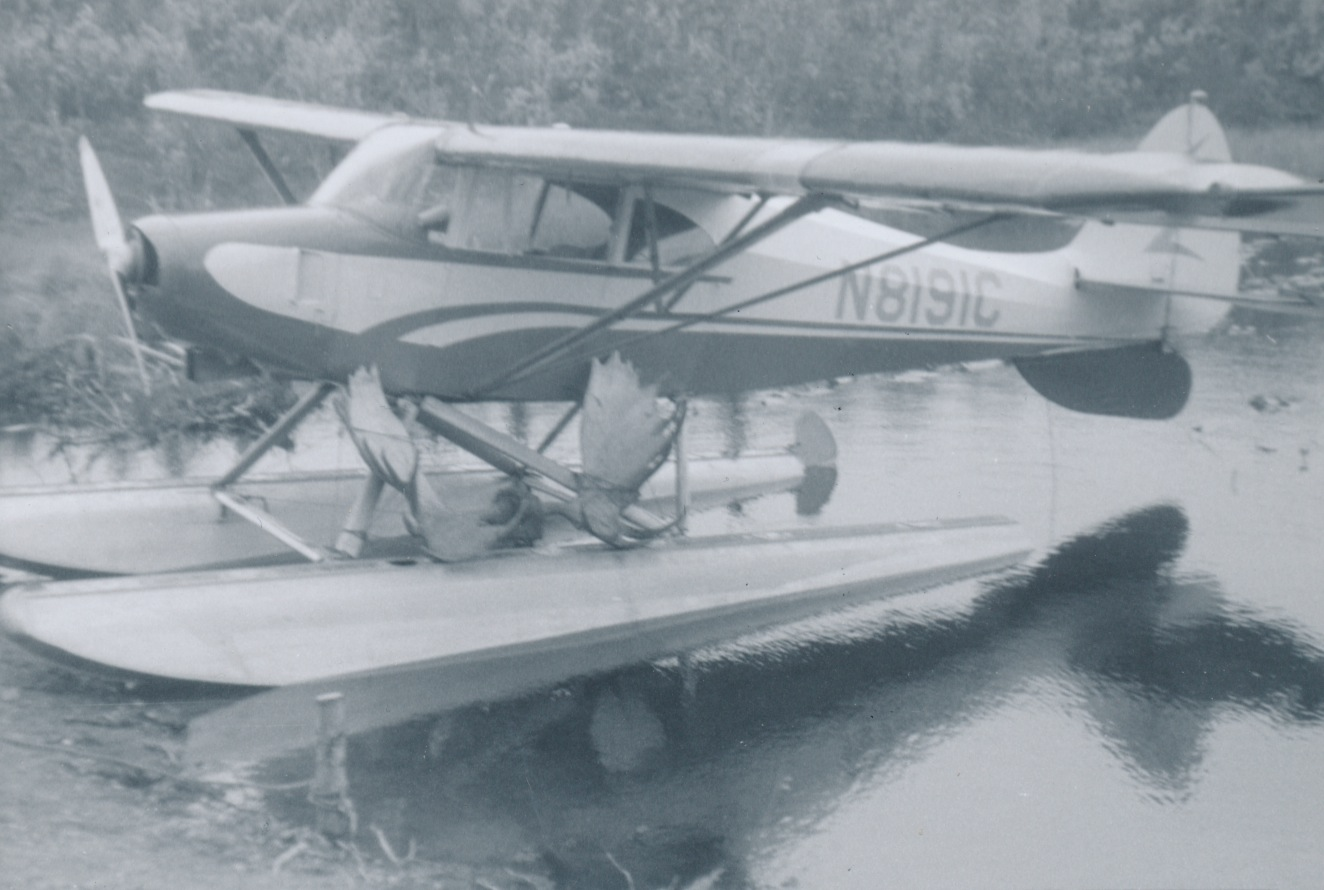"The ""Producer"" on Lake Helen, 1963"