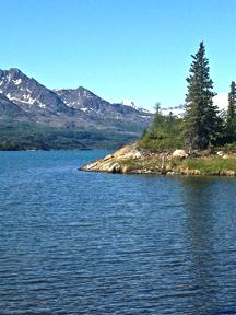 Tebay Lake
