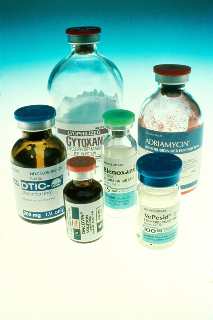 Common chemotherapy medications