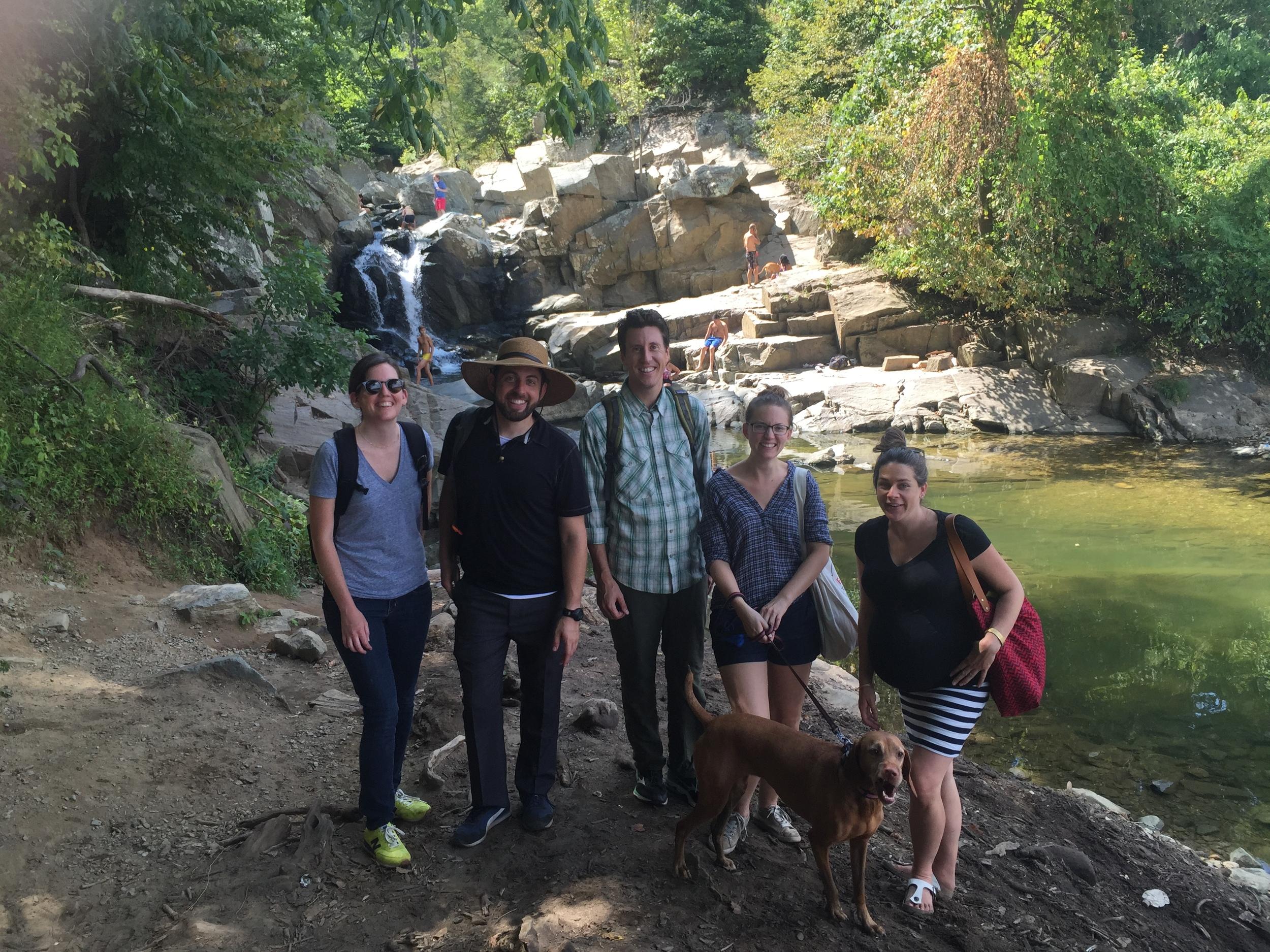 2015-  Team Paw paw hunt