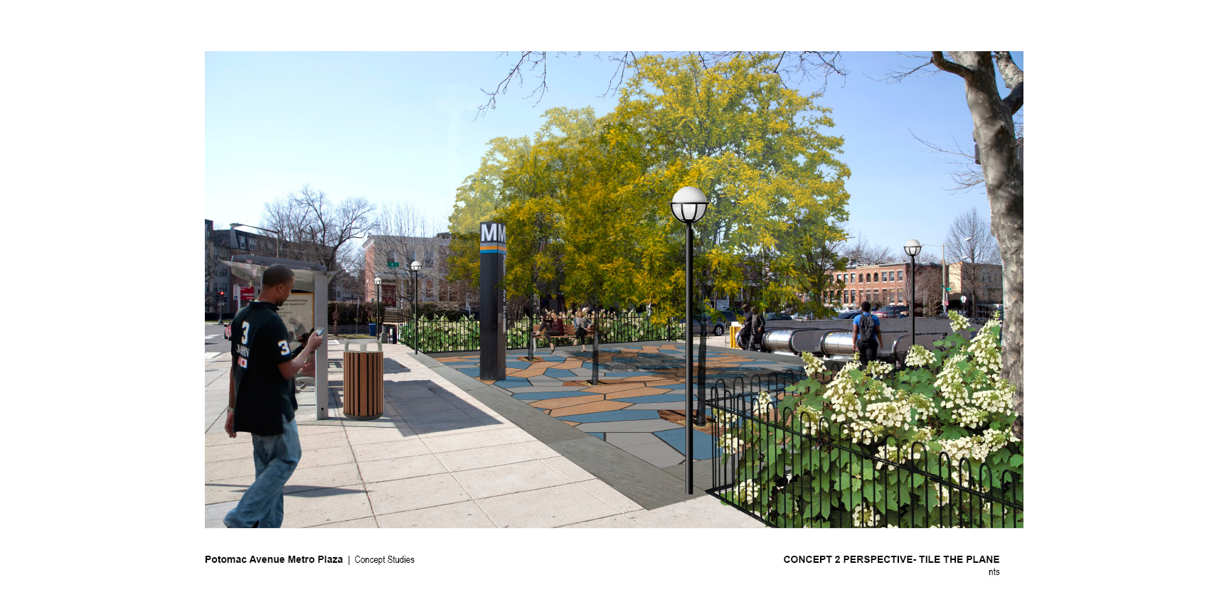 Project Location: Washington, DC  Submission: 2016  Renderings By: Moody Graham