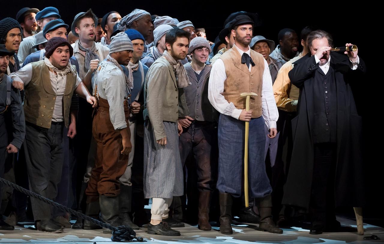 Photo courtesy of Washington National Opera/The Kennedy Center