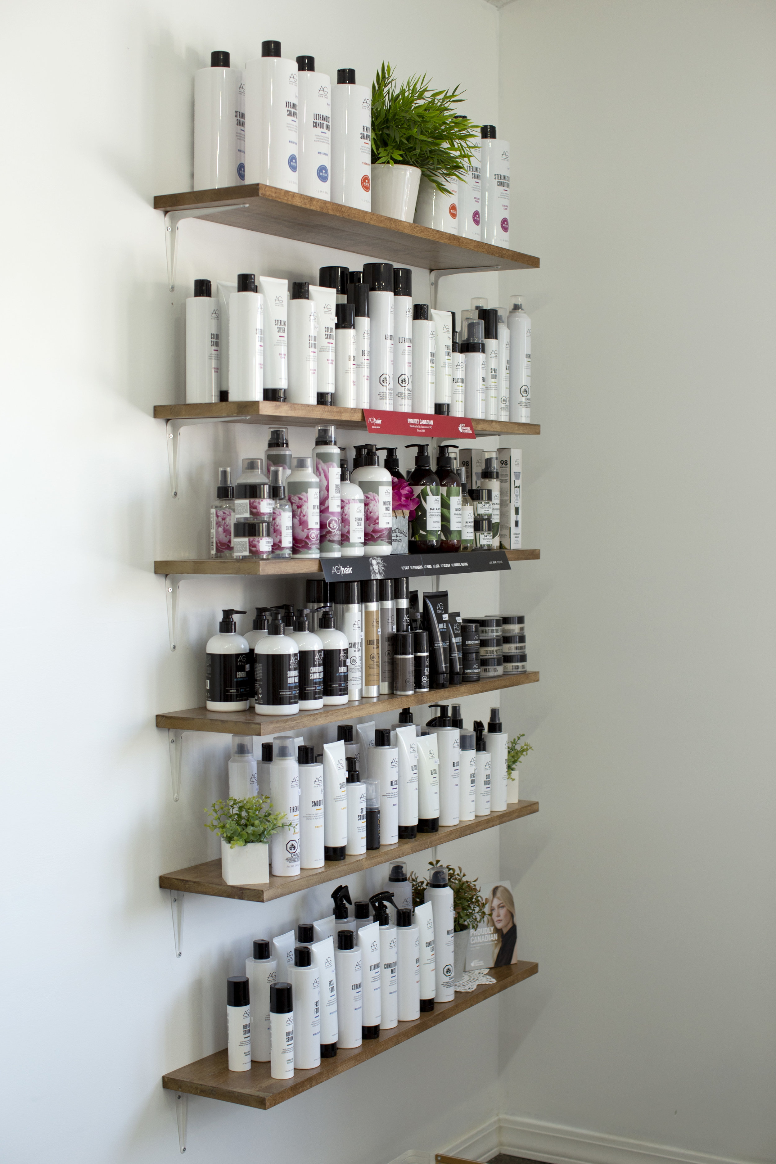 AG HAIR CARE PRODUCTS -