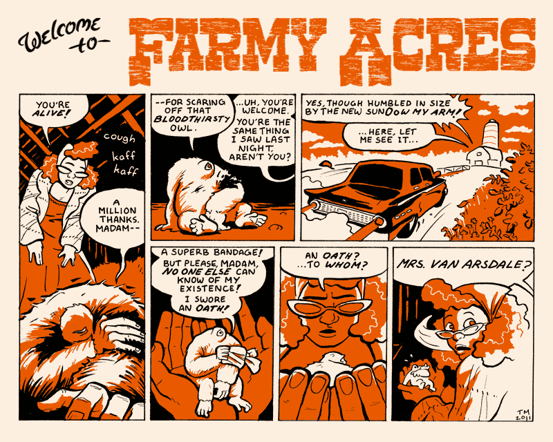 Farmy Acres: At The Barn #24