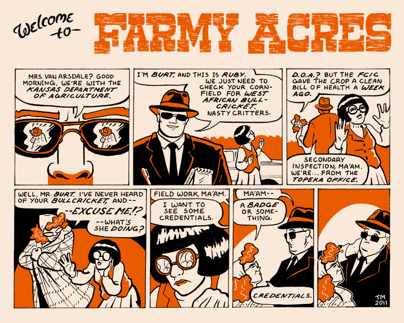 Farmy Acres: At The Barn #25