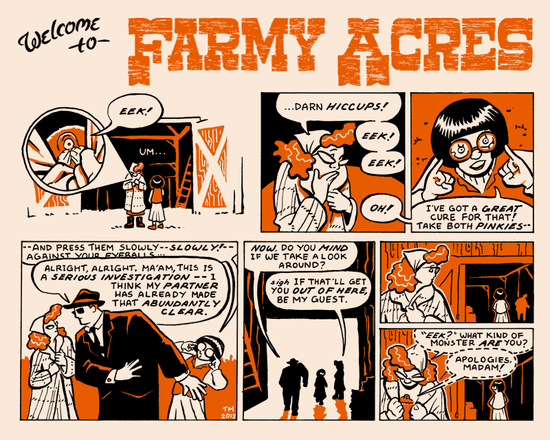 Farmy Acres: At The Barn #27