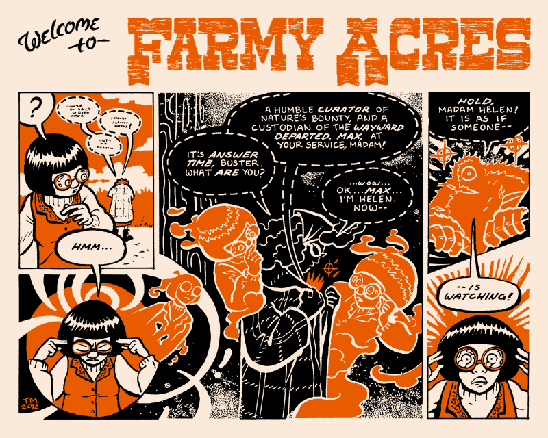 Farmy Acres: At The Barn #28