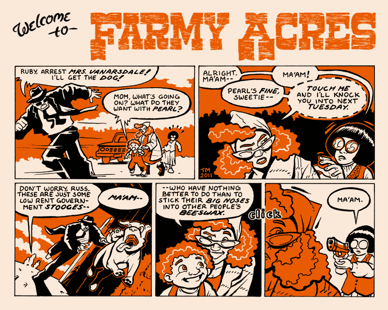 Farmy Acres: At The Barn #30